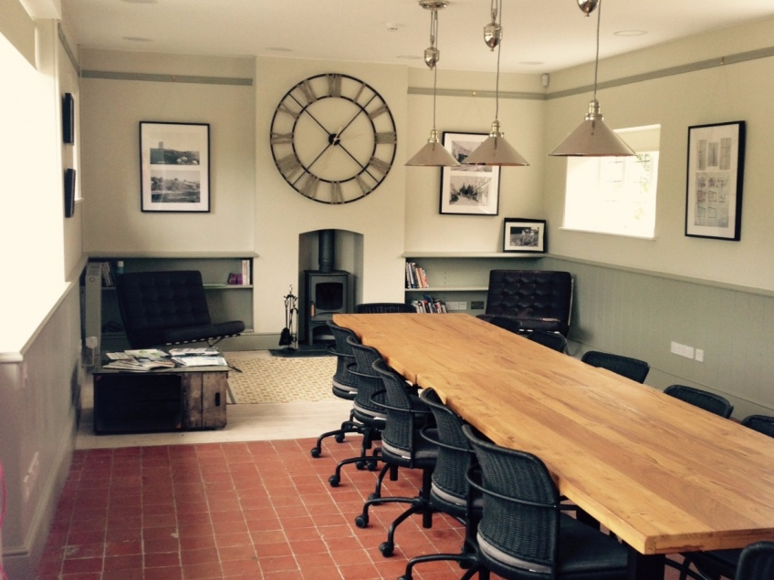 Meeting Rooms Office Space Fast Broadband Nr Tewkesbury -