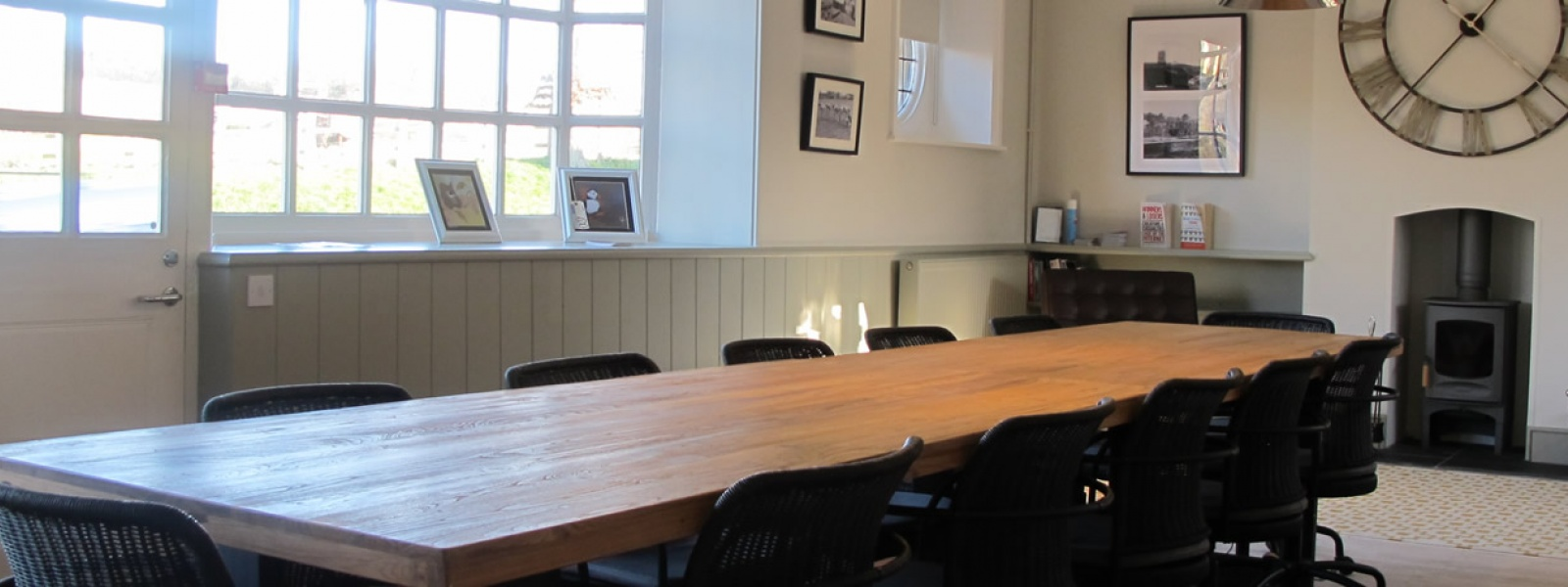 Rural Meeting Training Rooms Overbury Tewkesbury -